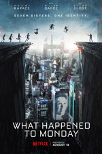 What Happened to Monday Poster Small