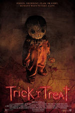Trick R Treat Poster Small