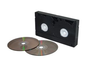 Tape and DVD