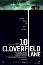 10 Cloverfield Lane Film Poster Small
