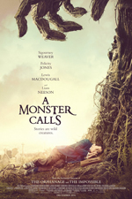 A Monster Calls Poster Small