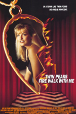 Twin Peaks: Fire Walk With Me Film Poster